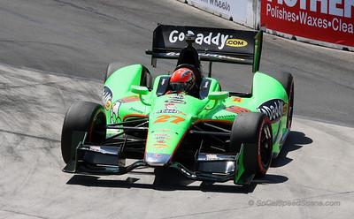 James Hinchcliffe #27 Andretti Autosport - Toyota Grand Prix of Long Beach