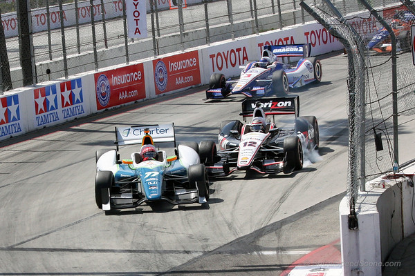 IndyCar Long Beach