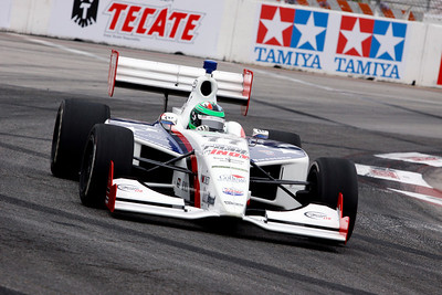 2011 Long Beach Grand Prix, Indy Lights
