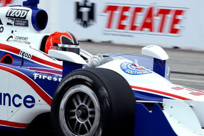 2011 Long Beach Grand Prix, IndyCar