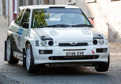 Duns, Jim Clark Rally 2012