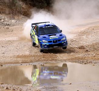 Chris Atkinson, Subaru Impreza WRC06, SS16 Baptism Site 2.