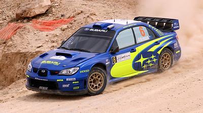 Chris Atkinson, Subaru Impreza WRC06, SS13 Turki 2.