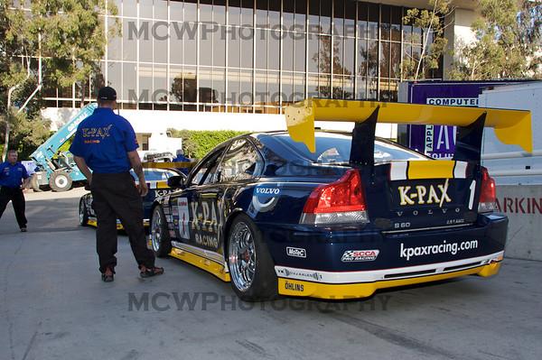 K-PAX Racing @ Longbeach GP 2009