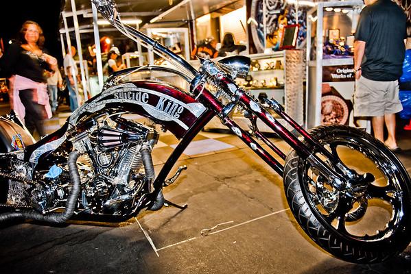 Las Vegas BikeFest 2009