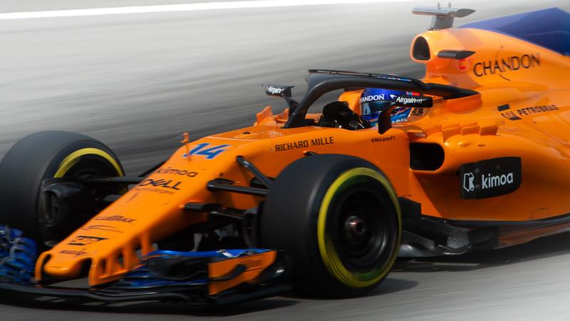 Alonso Shanghai 2018