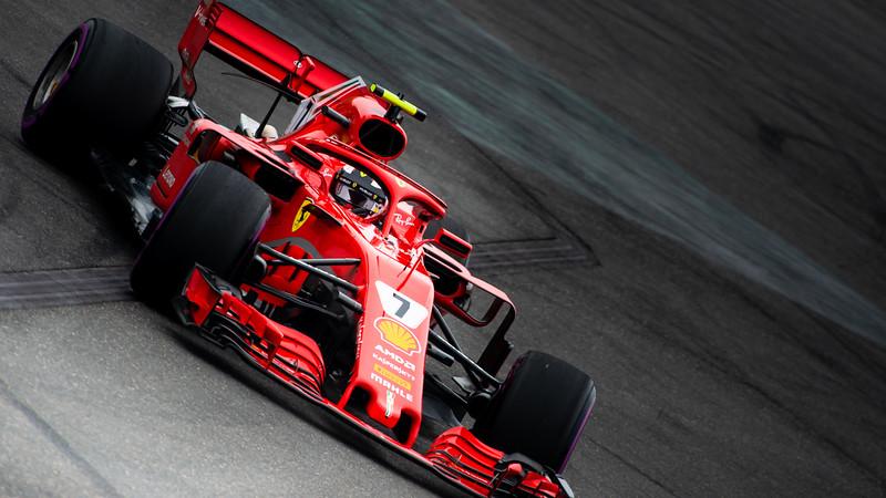 Kimi Raikkonen - Shanghai 2018
