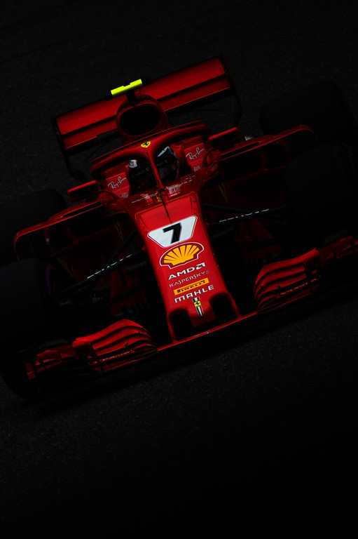 Shanghai F1 GP 2018