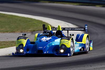 52 PR1 Mathiasen Motorsports Oreca FLM09 Chevrolet drivers Butch Leitzinger and Ken Dobson