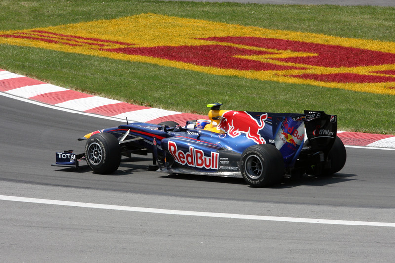 Mark Webber - 2010 Canadian Grand Prix