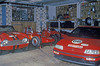 Car collection of the 1990's to present, 1990 Honda CRX , 1967 Triumph TR-4A , 1972 Zink C4 formula vee uprated to Solo Vee , and 1978 Albatros formula vee.
