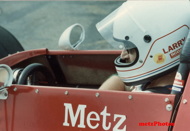 Early  1980's years  as formula vee, before the rollbar was updated..