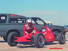 1990 Solo 1 National Championships, Salina, Kansas, First Place Formula Vee....(Listed in SCCA Solo Rule book as National Champion for 1990)........1978 Albatros  photo by Steve Quam.  This car ran the 1200 engine that had been built new in 1988 and used a season in the Zink C4.  This car was purchased from Norm Mooney, who repaired it from a racing accident of the builder, Ray Kuehlthau of Indianapolis.  (worked for and Indy car team for some years) The builder is a very skilled engineer and craftsman.  Most of the body is hand formed aluminum, with several unique designs such as air intake using frame, and many things having dual purpose for saving weight and aero designs.  Regretably, I had to raise the rollbar in 1991 for safety issues, and breakup the smooth body shape.  When rollbar updated, shift location changed, never worked well for downshifting.  2012 had Michael LeVeque change shift location and good lockout for reverse.