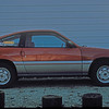 Our first CRX, 1983 model that had a carb.  Carolyn raced it at the nationals.  I had issues with vapor lock when trying to compete.  Was sold in 1990 with 115,000 miles on it, was a good reliable drive to work car.