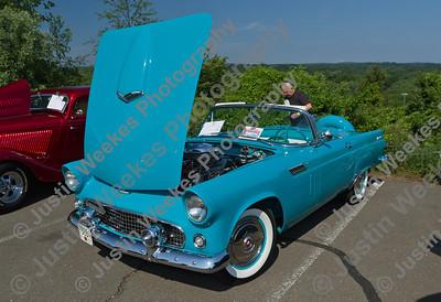 Don Bragg's 1956 Ford Thunderbird