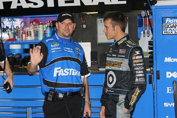 Lowe's Motor Speedway Concord, NC October 9, 2008