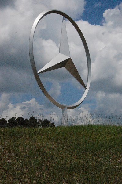 Mercedes Benz Museum, Birmingham, Alabama