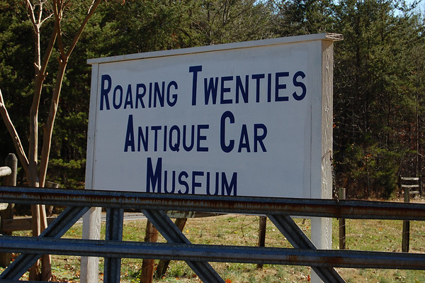 Roaring Twenties Antique Car Museum
