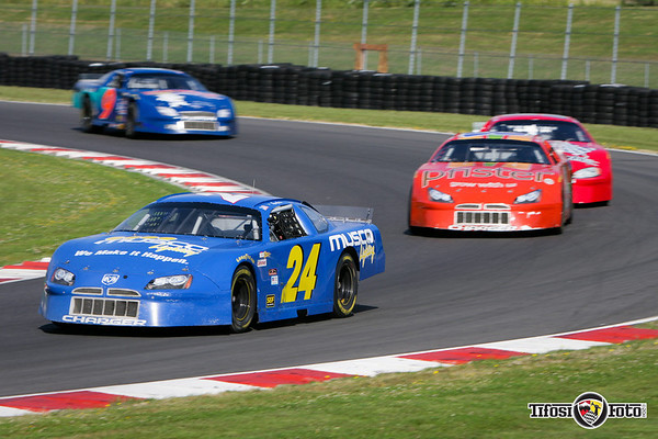 NASCAR K&N Series Bi-Mart 125 Friday Practice July 22, 2011