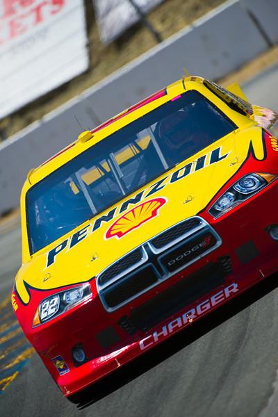 NASCAR - Sonoma - June 2011