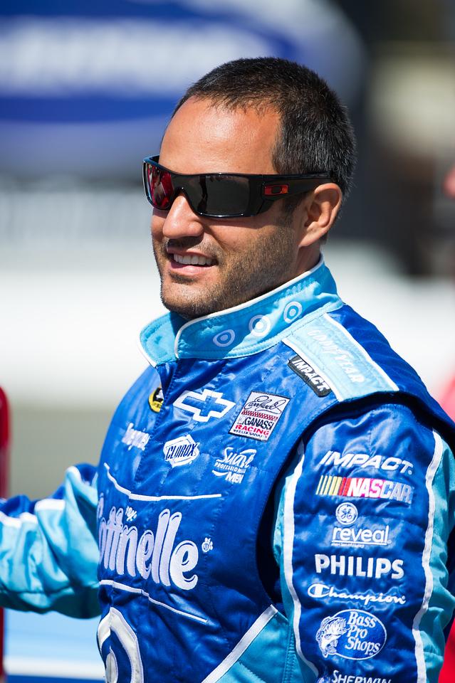 Juan Pablo Montoya  - Chevrolet #42
