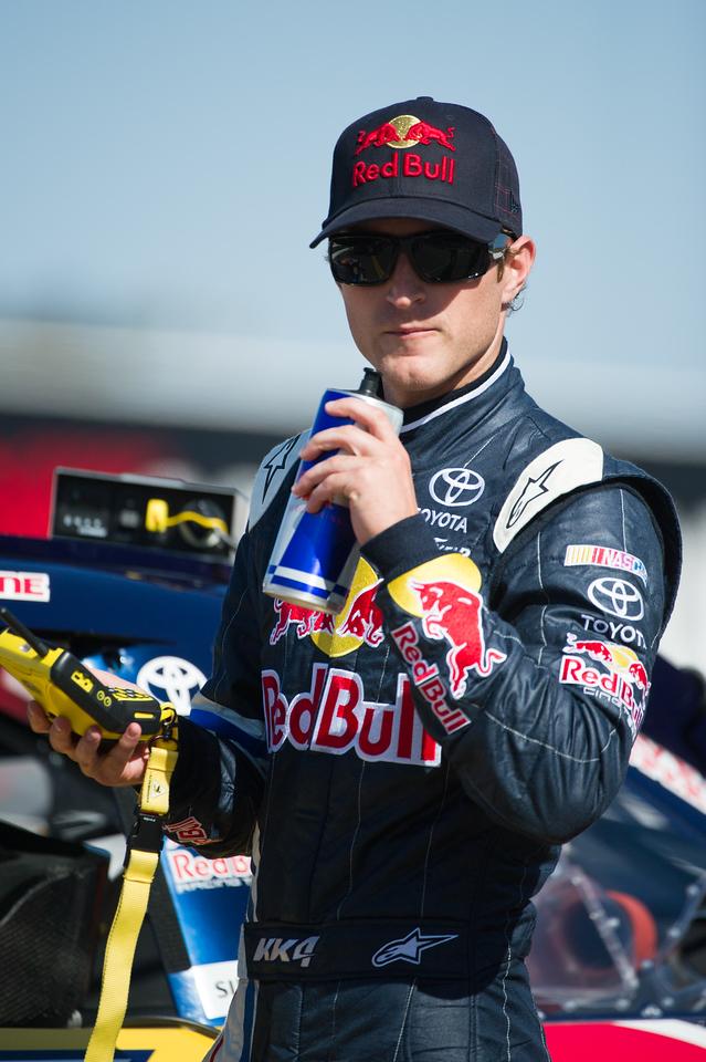 Kasey Kahne - Red Bull Toyota #4