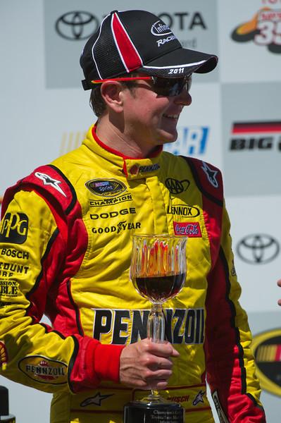 Kurt Busch - Shell- Pennzoil Dodge #22