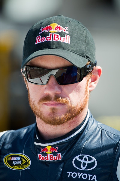 Brian Vickers - Red Bull Toyota #83