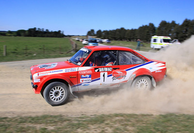 1. Brian Stokes/Grant Marra (NZ), SS38 Backline Road.