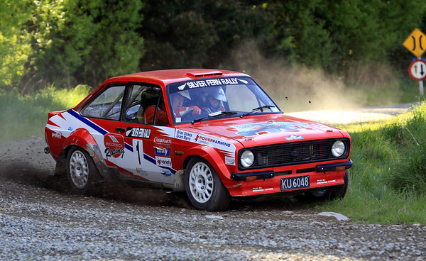 NZ Silver Fern Rally 2008