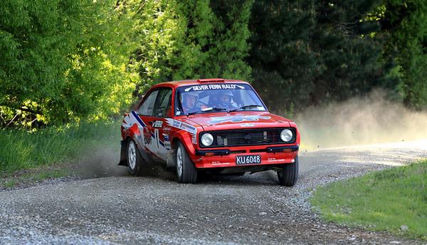 1. Brian Stokes/Grant Marra (NZ), SS30 Burma Road.