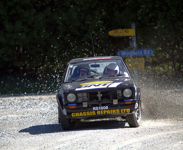 5. Jeff Judd/Greg Kennedy (NZ), SS30 Burma Road.