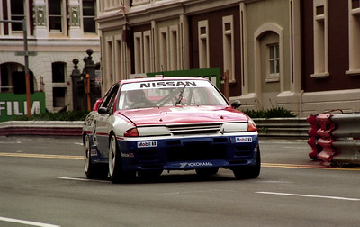 Mark Skaife/Jim Richards, Nissan GT-R 'Godzilla'.
