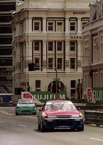 Mark Skaife/Jim Richards, Nissan GT-R 'Godzilla'.