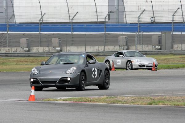PCA GPX TT/DE at Auto Club Speedway