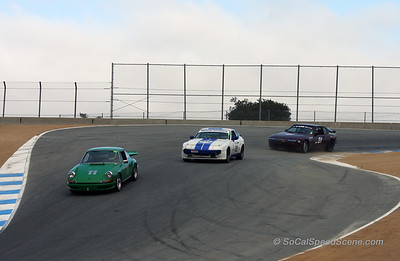 POC Green Cup Race - Laguna Seca