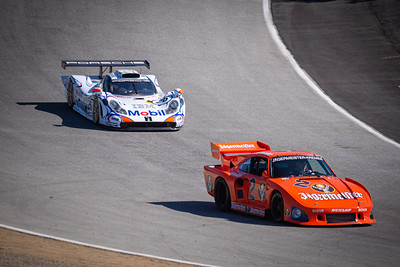 "GT1 and 935 ""Moby Dick""."