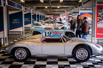 The Champions Garage.