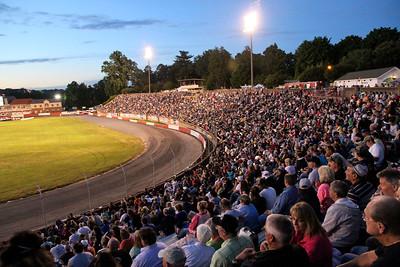 Bowman Gray Stadium May 2013 - Parts & Pits
