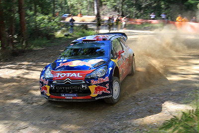 Sebastian Loeb, Citroen DS3 WRC, SS22 Plum Pudding.