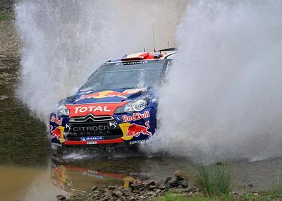 Sebastian Loeb, Citroen DS3 WRC, SS03 Shipmans.
