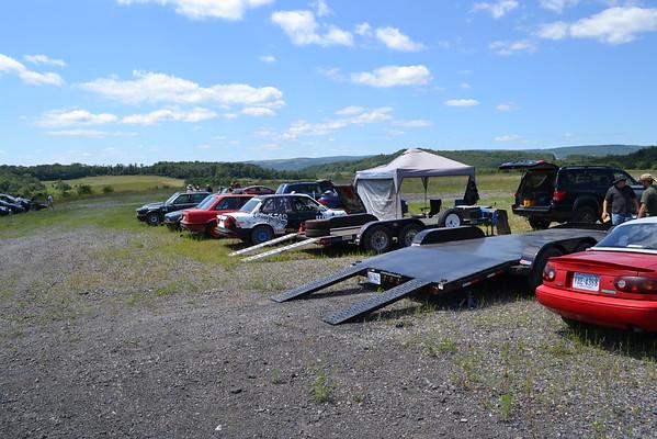 8-22-15 Rally Cross Test n Tune