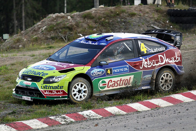 Jari-Matti Latvala, SS18 Kavala.