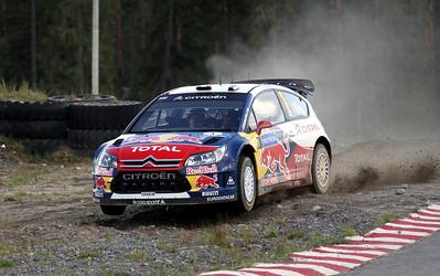 Sebastian Loeb, SS18 Kavala.