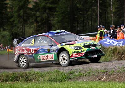 Mikko Hirvonen, SS13 Surkee.