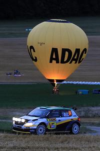 Hayden Paddon, Skoda Fabia S2000, SS2 Sauertal.