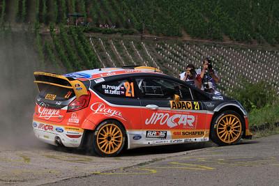 Martin Prokop, Ford Fiesta RS WRC, SS6 Mittelmosel.