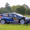 Mikko Hirvonen, Ford Fiesta RS WRC, SS07 Stein & Wein 1.