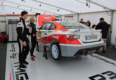Toyota GT86 CS-R3, 00 car,  Isolde Holdereid