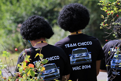 Team Chicco, Shakedown stage.